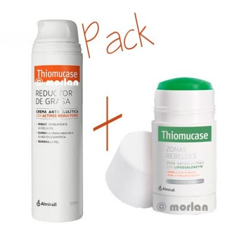 THIOMUCASE KIT COMPLETO ANTICELULÍTICO