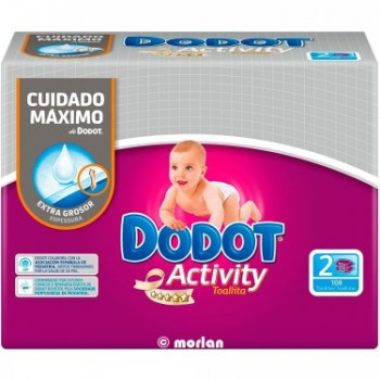 174184-dodot-activity-toallitas-108unidades