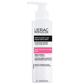 Lierac_Prescription_corporal-seca-sensible_crema-limpiadora