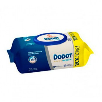 dodot-toallitas-sensitive-pack-xxl-72-unidades